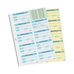 Durable VISITORS BOOK 100 REFILL 1464/00 Image
