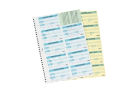 DURABLE Visitors Book 100 Refill