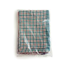 Robinson Young Caterpack Check Tea Towels (1 x Pack of 10 Tea Towels) Image