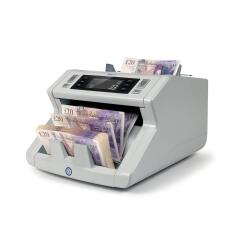 Safescan 2250 Banknote Counter with 3-Point Counterfeit Detection Image