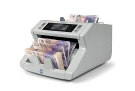 Safescan 2250 Banknote Counter with 3-Point Counterfeit Detection