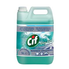 Cif (5L) Oxygel All Purpose Cleaner with Active Oxygen Image