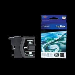 Brother LC985BK (Yield: 300 Pages) Black Ink Cartridge Image