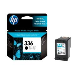 HP 336 (Yield: 210 Pages) Black Ink Cartridge Image