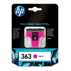 HP 363 (Yield: 370 Pages) Magenta Ink Cartridge Image