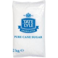 Tate And Lyle Tate & Lyle (2kg) Granulated Pure Cane Sugar Bag Image