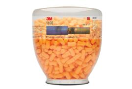 3M 1100B Uncorded Hypoallergenic Foam Ear Plugs (Dispensing Bottle containing 500 Ear Plugs)