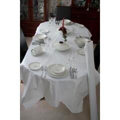 Unbranded 50m Banquet Roll (White) Image