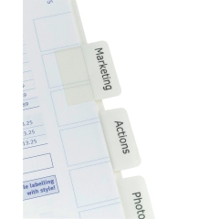 Avery IndexMaker (A4) Punched Dividers 5-Part Image