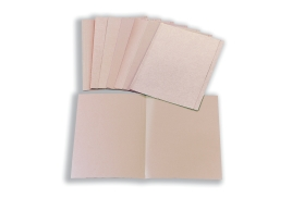 5 Star Office Square Cut Folder Recycled Pre-punched 170gsm Foolscap (Buff) Pack 100
