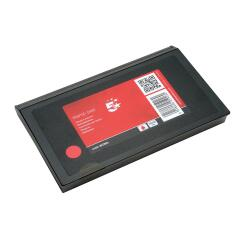 5 Star Office Stamp Pad 158x90mm Red Image