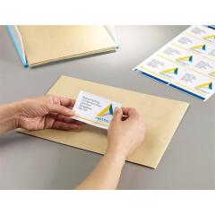 Avery UltraGrip L7165-40 (99.1x67.7mm) Parcel Laser Labels (White) Pack of 320 labels Image