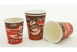Unbranded Paper 8oz Cup for Hot Drinks (1 x Pack of 50)