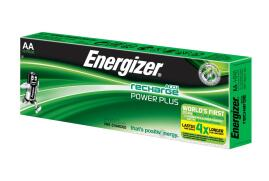 Energizer Accu Recharge HR6 (AA) 2000mAh 1.2V Rechargeable NiMH Battery (Pack of 10)