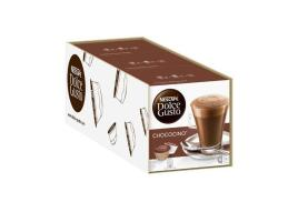 Nescafe Dolce Gusto Chocolate Capsules (3 x Pack of 16 Capsules making 24 Drinks)
