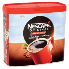 Nescafe Original (750g) Instant Coffee Granules Tin Image
