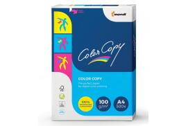 Color Copy (A4) Copier Paper Ream-Wrapped Smooth Uncoated 100gsm White (1 x Pack of 500 Sheets)