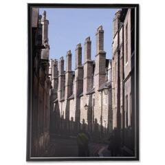 5 Star Facilities (A3) Snap Frame with Non-Glass Polystyrene Front Back-Loading 307 x 17 x 430mm (Black) Image
