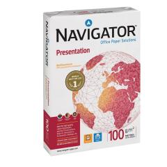 Navigator (A4) Presentation Paper High Quality 100gsm White (500 Sheets) Image