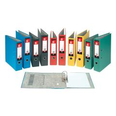 5 Star Office (A4) Lever Arch File 70mm Red (Pack of 10) Image