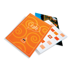 GBC Card (A7) Premium Quality 250 Micron Laminating Pouches (Pack of 100 Pouches) Image