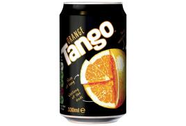 Tango (330ml) Orange Soft Drink Can (Pack of 24)