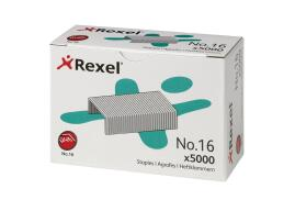Rexel No.16 6mm Staples Box of 5000 Staples