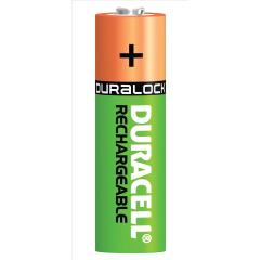 Duracell Stay Charged Batteries AA Pack of 4 Batteries Image