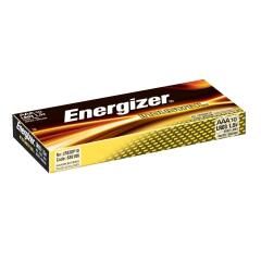 Energizer LR03 1.5V AAA Long Life Industrial Battery (Pack of 10) Image
