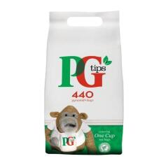 PG Tips Tea Bags Pyramid (Pack of 440) Image