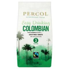 Percol (200g) Fairtrade Colombia Ground Coffee Medium Roasted Image