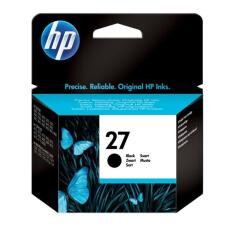 HP 27 (Yield: 280 Pages) Black Ink Cartridge Image