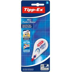 Tipp-Ex Mini Pocket Mouse Correction Tape Roller 5mm x 6m (Pack of 10) Image