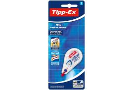 Tipp-Ex Mini Pocket Mouse Correction Tape Roller 5mm x 6m (Pack of 10)
