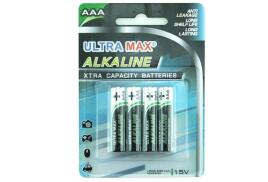 5 Star Value (AAA) Alkaline Batteries [Pack of 4]