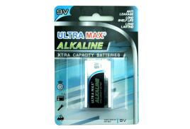 5 Star Value Alkaline Battery 9V