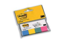 Post-It Post-it Note Markers Fuchsia/(Green)/Turquoise/(Yellow) (4 x 50 Markers)
