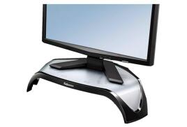Fellowes Smart Suites Corner Monitor Riser for up to 21 inch Flat Panel Monitor Ref 8020101