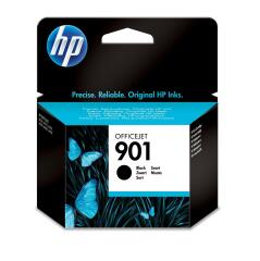 HP 901 (Yield: 200 Pages) Black Ink Cartridge Image