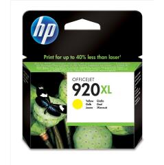 HP CD974AE (920XL) Ink cartridge yellow, 700 pages, 8ml Image