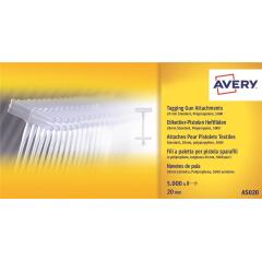 Avery (20mm) Tagger Tails Polypropylene Attachment With Paddle for MKIII Pack of 5000 Image