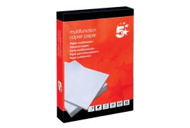 5 Star Office 80gsm A5 Paper [500 Sheets]