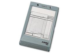 Rexel Twinlock Scribe 855 Counter Sales Receipt Business Form 2-Part (140mm x 216mm) Pack of 100