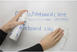 AF (250ml) White Boardclene Pump Spray