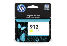 HP 912 (Yield 315 Pages) Original Yellow Ink Cartridge