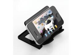 Deflecto Hands-Free Phone Stand