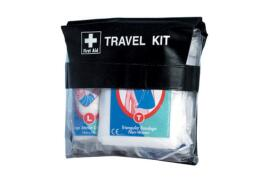Wallace Cameron Travel First Aid Pouch for 1 Person