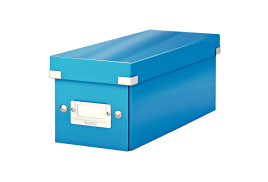 Leitz Click And Store CD Storage Box (Blue)