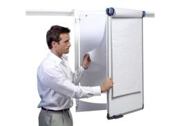 Nobo ProRail Multipurpose Flipchart Holder