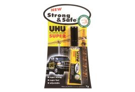 UHU Strong & Safe (7g) All Purpose Super-Strong Adhesive